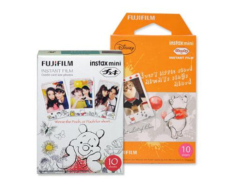 Fujifilm Instax Mini Films for Fuji Instant Camera - Winnie, 20 Sheets