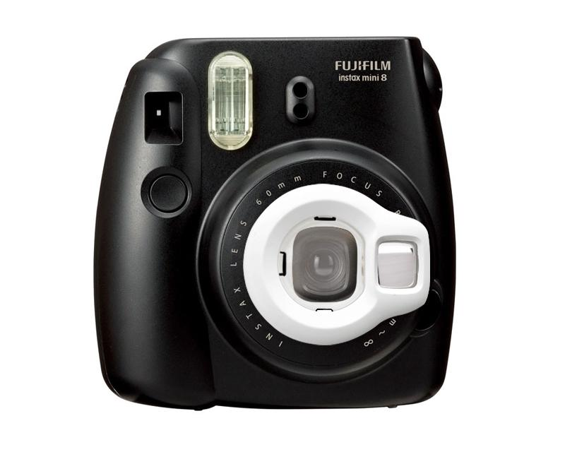 Fujifilm Close-Up Lens for Instax Mini 8 Camera - White