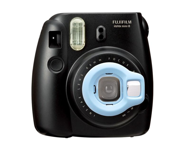 Fujifilm Close-Up Lens for Instax Mini 8 Camera - Blue
