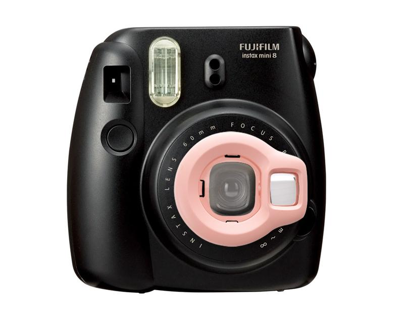 Fujifilm Close-Up Lens for Instax Mini 8 Camera - Pink