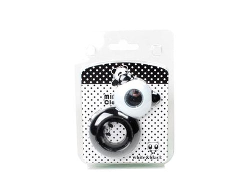 Mini Selfie Photo Lens Frame for Fujifilm Instax Mini 7S - Black