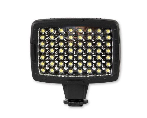 56 LED Dimmable Panel Video LED Light for DSLR Cameras and Camcorder