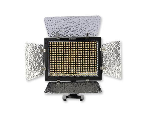 Yongnuo YN-300-II 300 LED Video Light w/ Remote for Video/ DSLR Camera