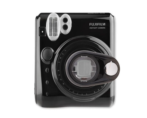 Selfie Photo Lens Frame with Mirror For Instax Mini 50S - Black