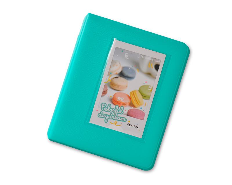 Candy Photo Album for Fujifilm Instax Mini Films - Mint