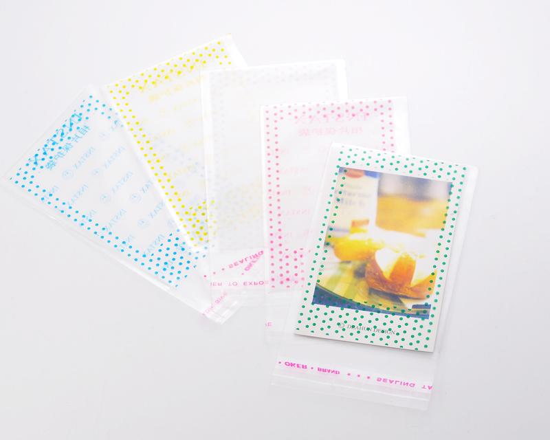 5 Pcs Photo Frames for Fujifilm Instax Polaroid Mini Films