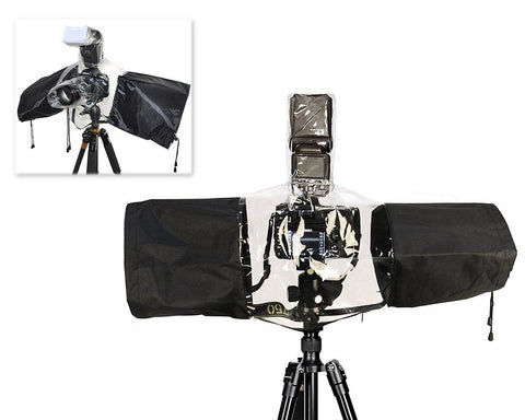 Rainproof Cover for DSLR SLR Cameras