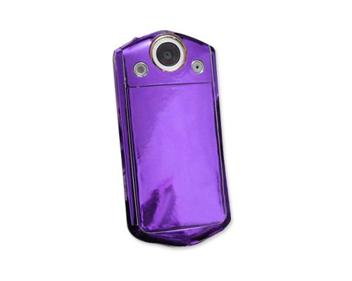 Casio EX-TR300 Camera Skin Sticker - Purple