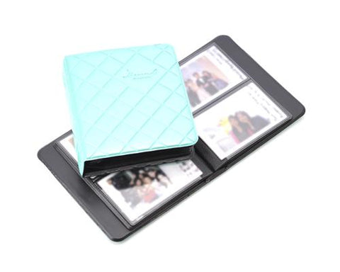 Fujifilm Bundle Set Photo Albums for Fuji Instax Mini 7S/Mini 8 - Blue