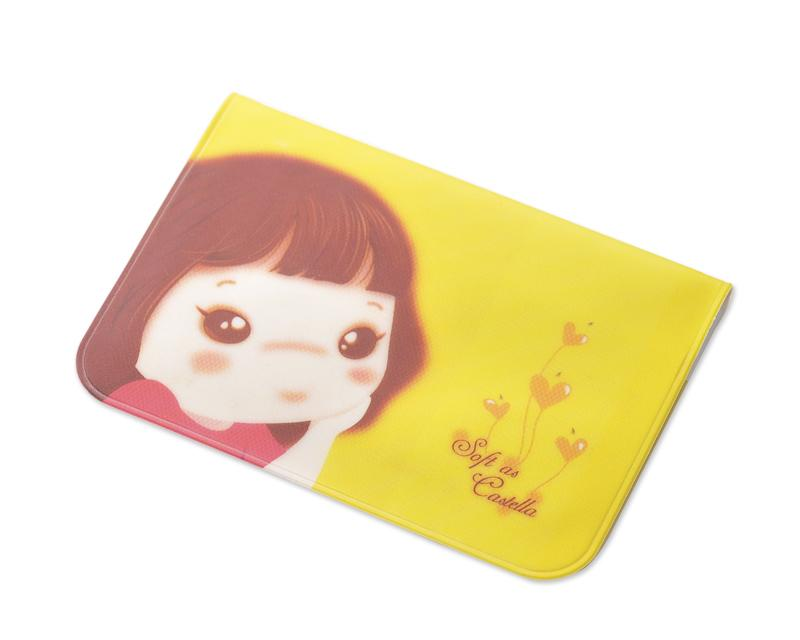 Cartoon Photo Album Holder for Fujifilm Instax Mini Films - Yellow