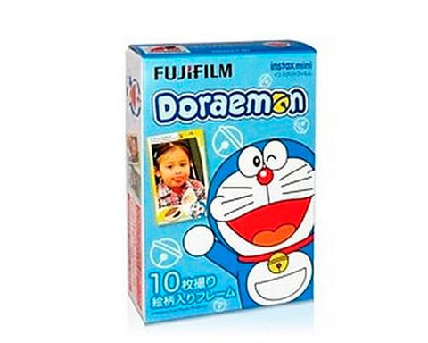 Fujifilm Instax Mini Films for Fuji Instant Film Camera - Doraemon 3