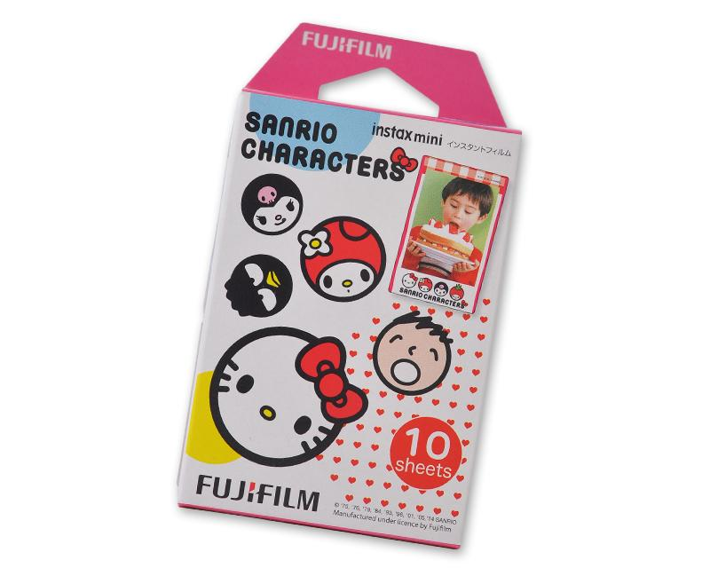 Fujifilm Instax Mini Film for Fuji Instax Camera - Sanrio Character 3