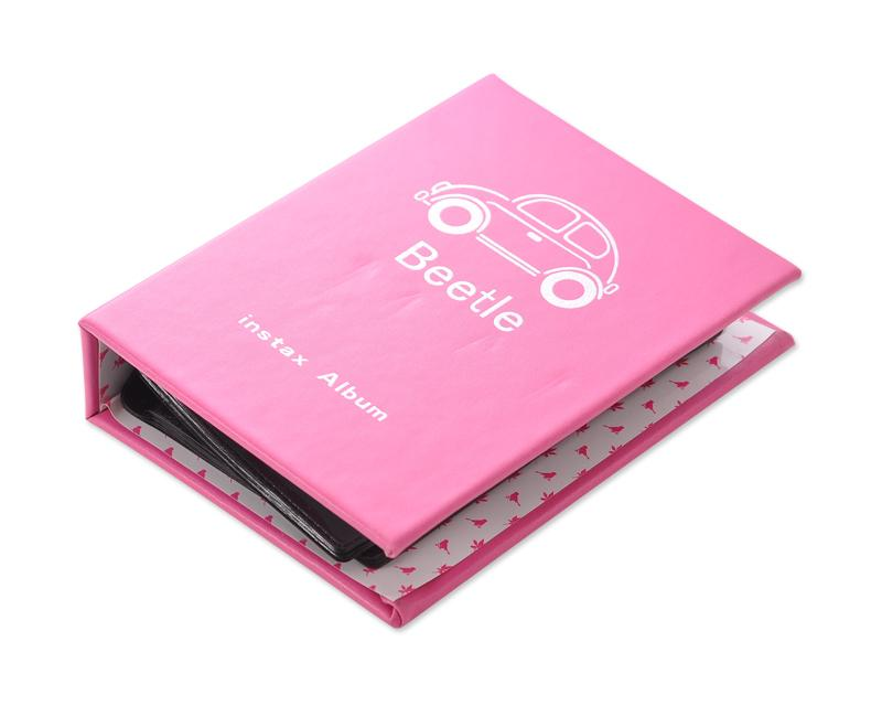 Car Printed Photo Album for Fujifilm Instax Mini Films