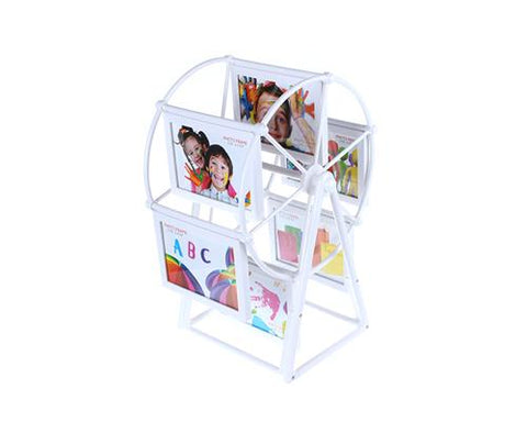 2 inch 12 Collage Picture Ferris Wheel Photo Frame