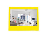 Photo Decor Frame for Fujifilm Instax Wide 210/ 200/ 300 Films-Yellow