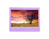 Photo Decor Frame for Fujifilm Instax Wide 210/ 200/ 300 Films-Purple