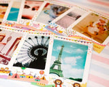 80Pcs Photo Sticker Borders for Fujifilm Instax Mini Films - Animal