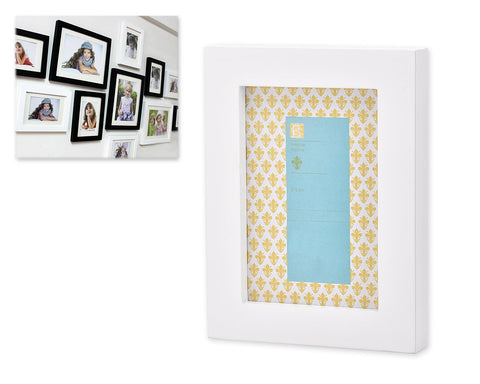 Hanging Photo Frame for Fujifilm Instax Wide 210 300 200 Films - White