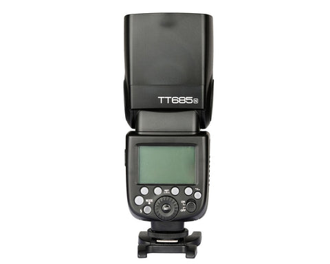 Godox Speedlite TT685N Nikon 2.4G Flash with GP Rechargeable Batteries