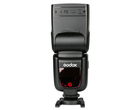 Godox Speedlite TT685C Canon 2.4G Flash with GP Rechargeable Batteries