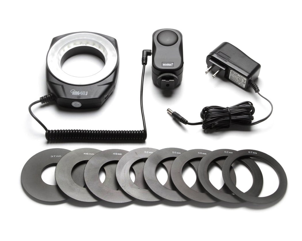Godox Ring 48J Macro LED Ring Light (Japan Ver.)