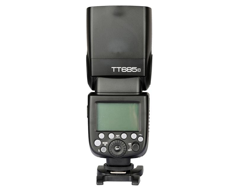 Godox Speedlite TT685C E-TTL II 2.4GHz Hot-Shoe Flash for Canon