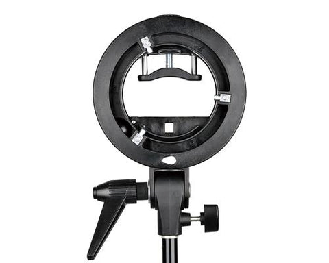Godox SCUV6060 Softbox with S Bracket Comet Mount Holder