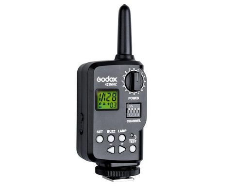 Godox FT-16 Wireless Remote Power Control and Flash Trigger