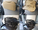 Foldable Back Car Seat Drink Holder and Food Tray