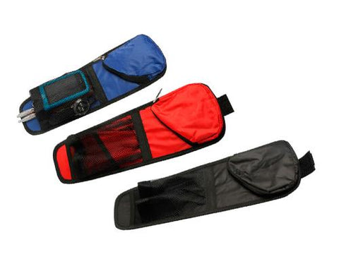 3 Pcs Multi Pockets Nylon Car Seat Side Hanging Storage Bag