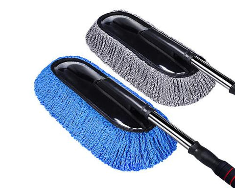Removable Retractable Car Nanofiber Car Wash Brush