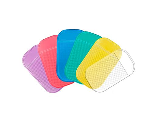 6 Pcs Non-slip Car Dashboard Sticky Pad for Mobile Phone and GPS