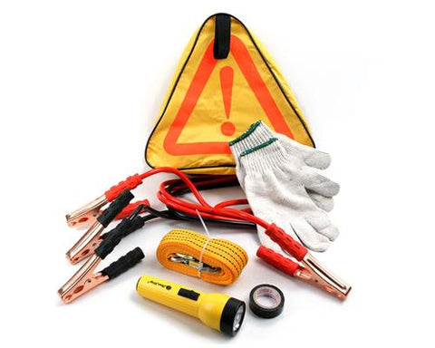 Car Roadside Emergency Safety Tool Kit