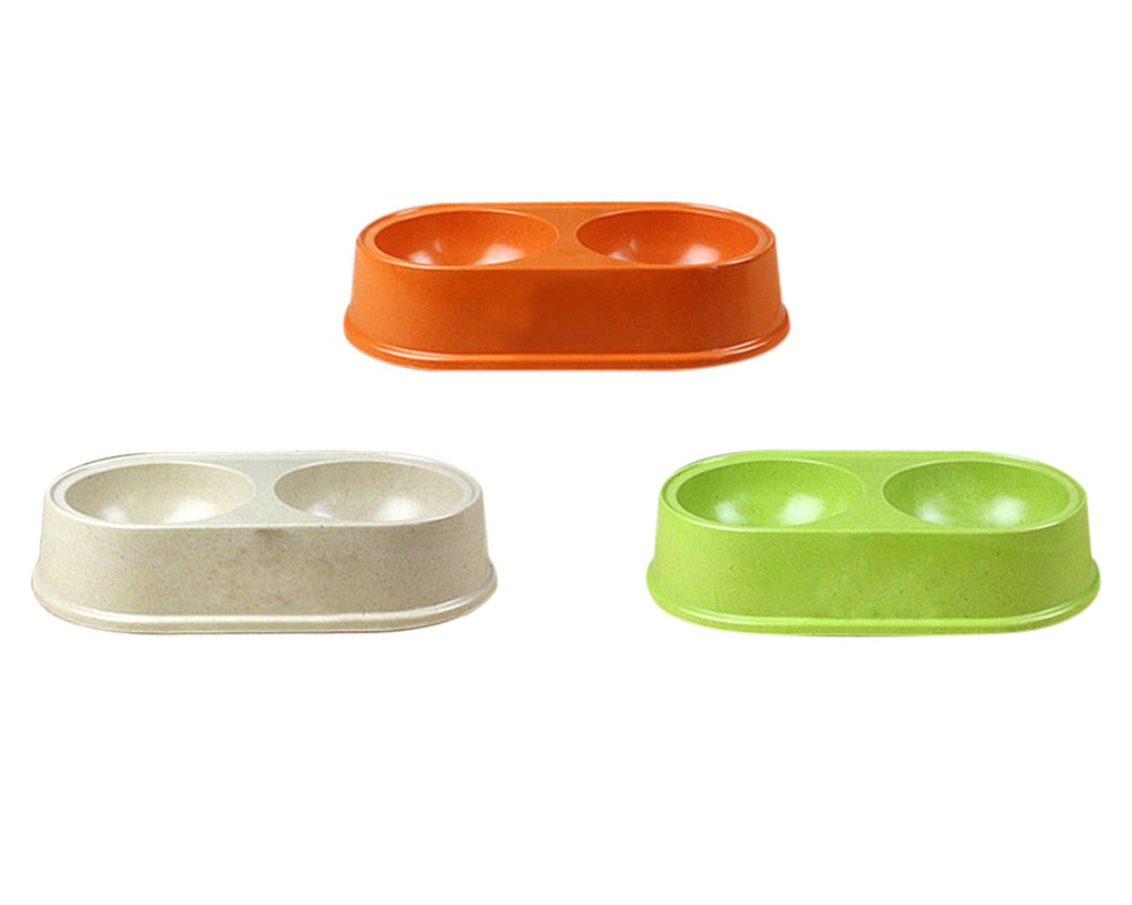 Shine Series Pet Double Diner Bowl