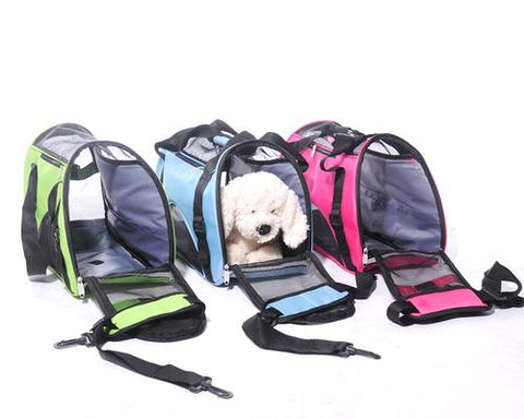 Simply Series Pet Kennel Carrier Crate Tote Bag