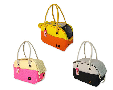 Mix Series Pet Carrier Tote Single Travel Bag