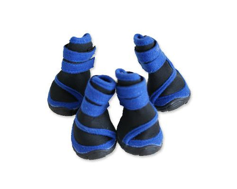 Stripe Series Waterproof Pet Dog Shoes