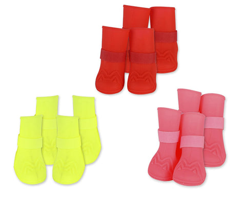 Rain Series Waterproof Pet Dog Shoes