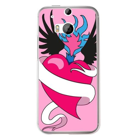 Flame Of Heart Designer Phone Cases