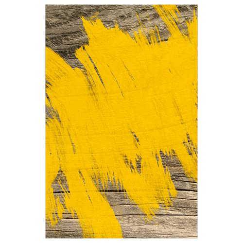Yellow on Wood Designer Phone Cases