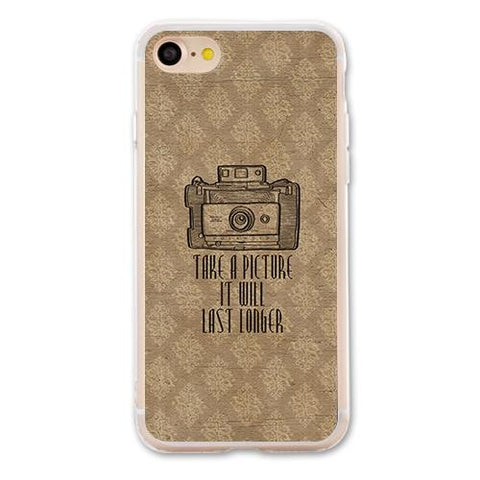 Take a Picture Designer Phone Cases