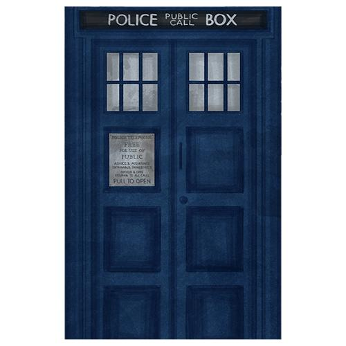 Tardis Designer Phone Cases
