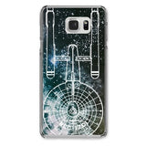 U.S.S. Enterprise Designer Phone Cases