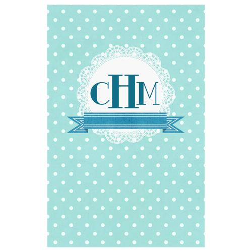 Personalized Monogram Designer Phone Cases