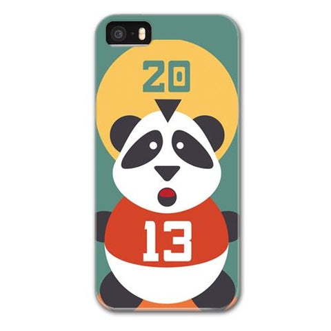 Adorable Panda Designer Phone Cases