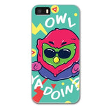Pop Owl Designer Phone Cases