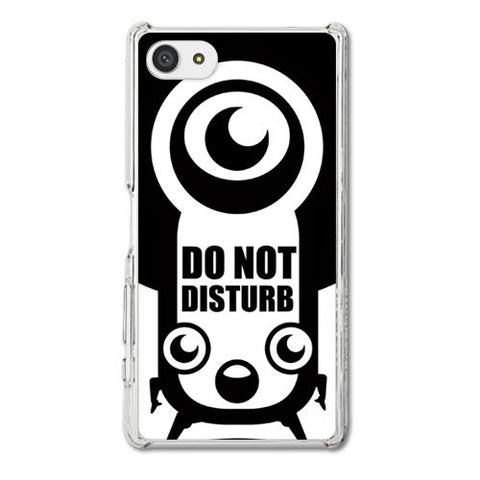 Do Not Disturb Designer Phone Cases