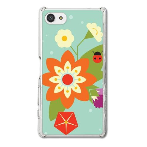Ladybug On Leaves Designer Phone Cases