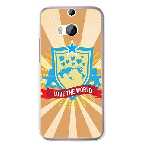 Love the world Designer Phone Cases