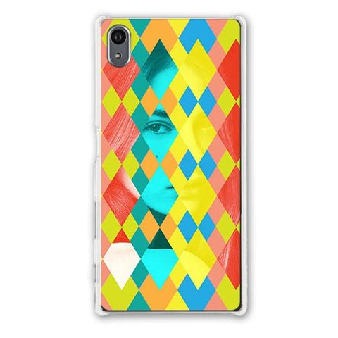 Tirangle Love Designer Phone Cases